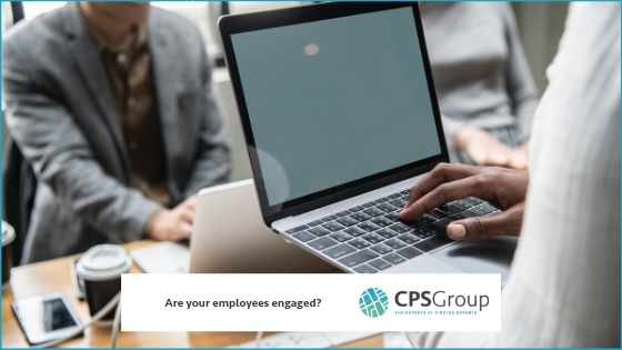 Are your employees engaged?