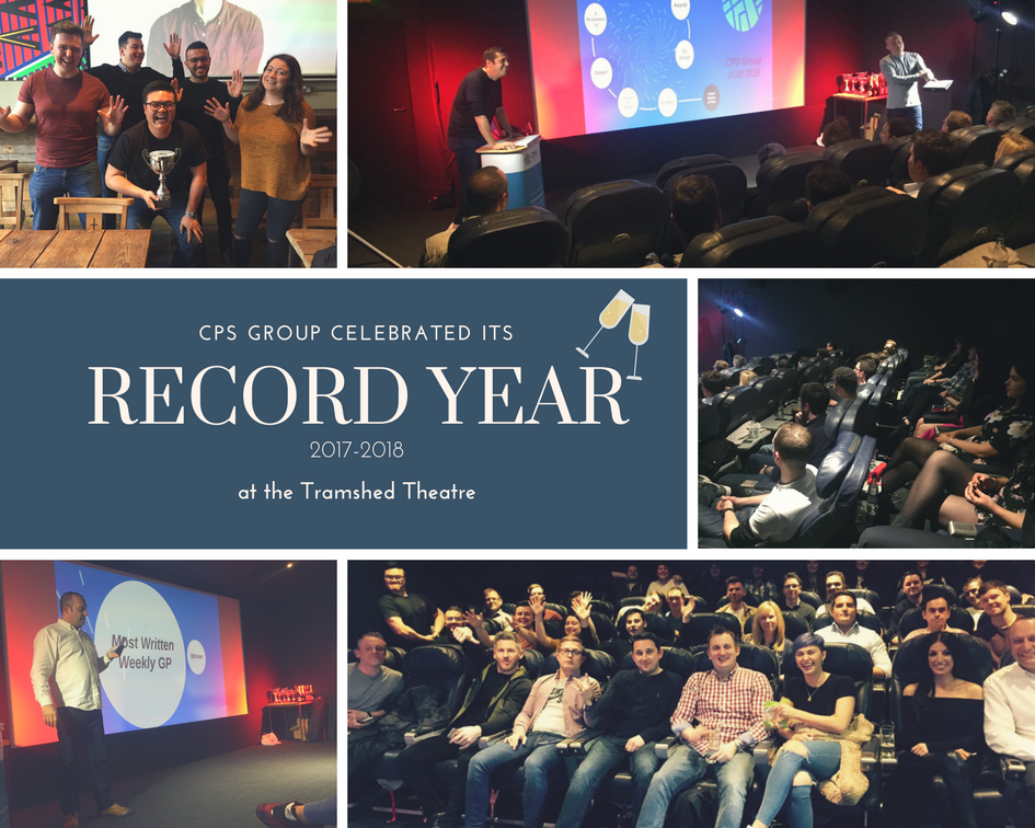 CPS Group celebrated its record-breaking year!