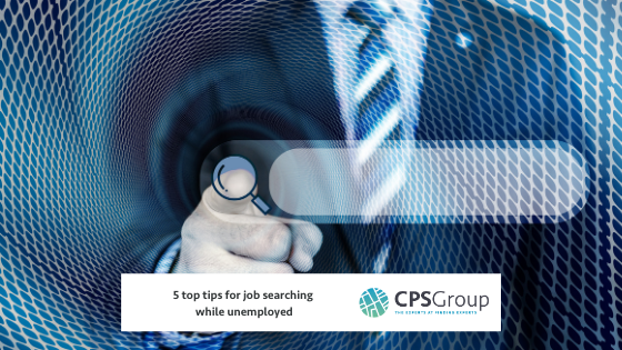 5 top tips for job searching while unemployed