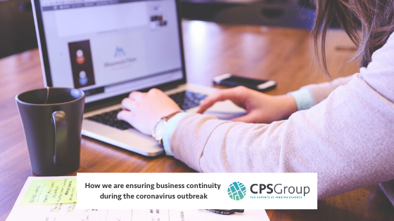 How we are ensuring business continuity during the coronavirus outbreak
