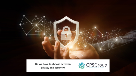 Do we have to choose between privacy and security?