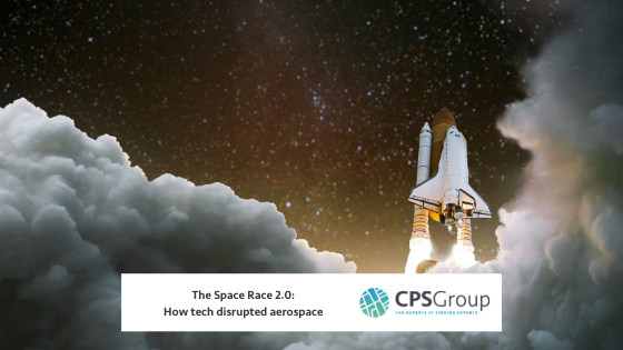 The Space Race 2.0: How tech disrupted aerospace