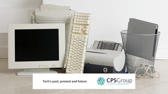 Tech's past, present and future