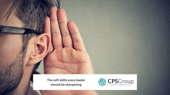 The soft skills every leader should be sharpening