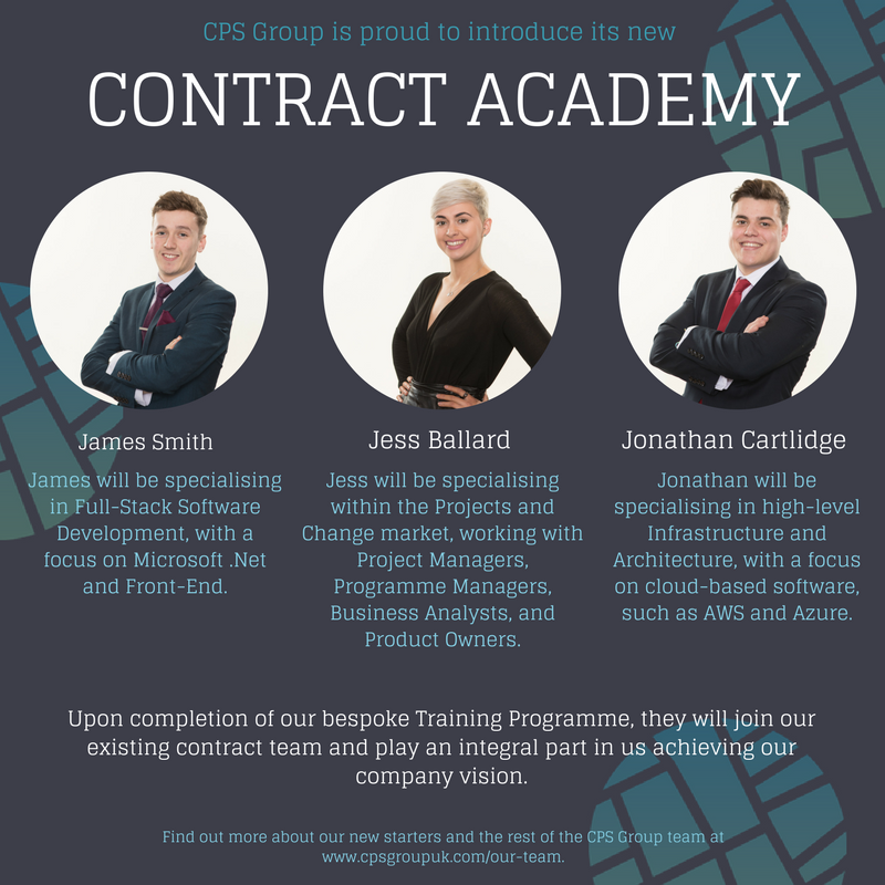 CPS Group is proud to introduce its new Contract Academy