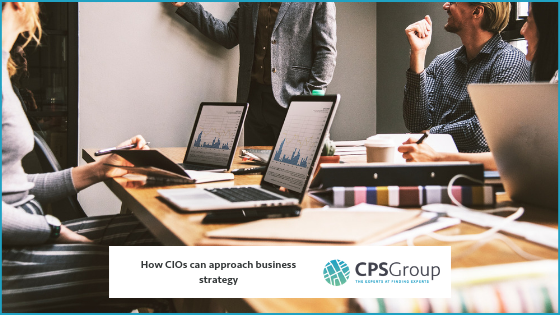 How CIOs can approach business strategy