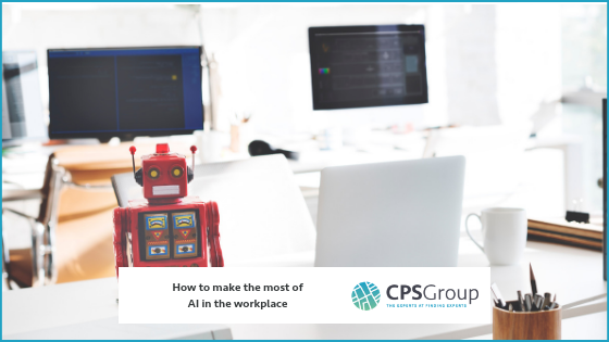 How to make the most of AI in the workplace