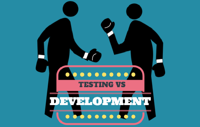 The Grey Area Between Software Development and Testing