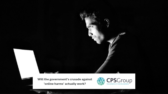 Will the government's crusade against online harms actually work?
